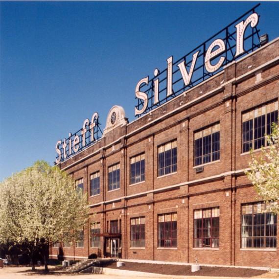 steif silver